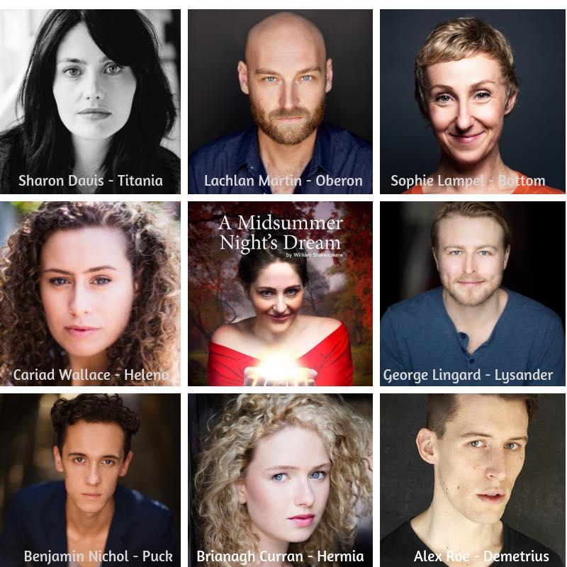 AMND Cast