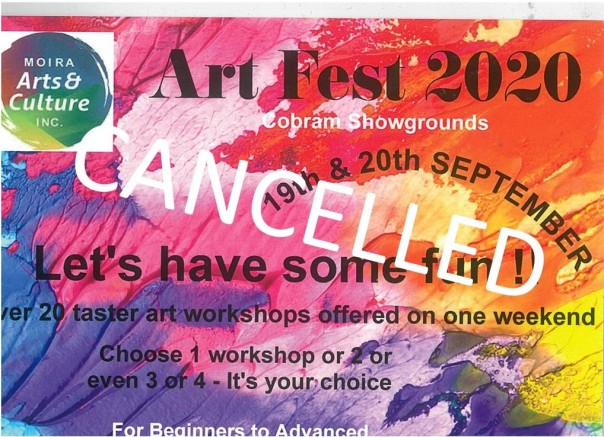 Art Fest Cancelled1