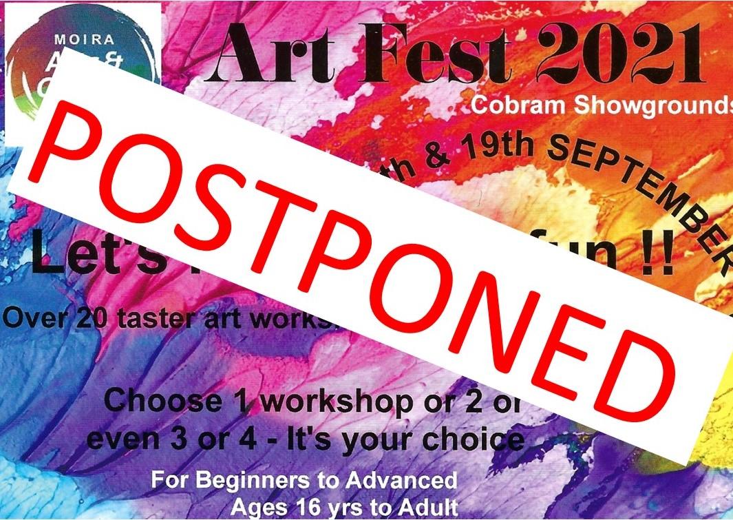Art Fest Postponed (2)
