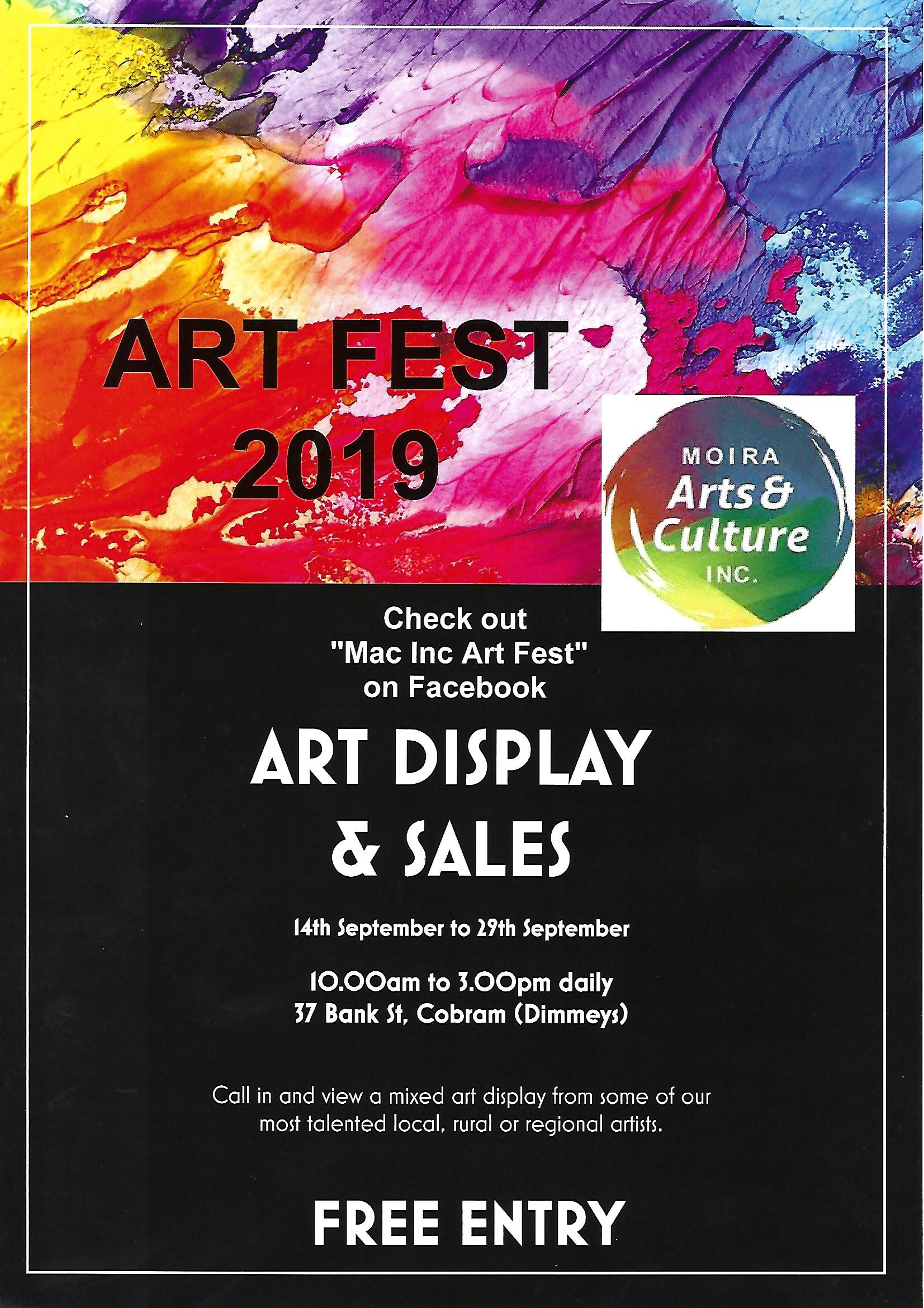 Art Fest Shop