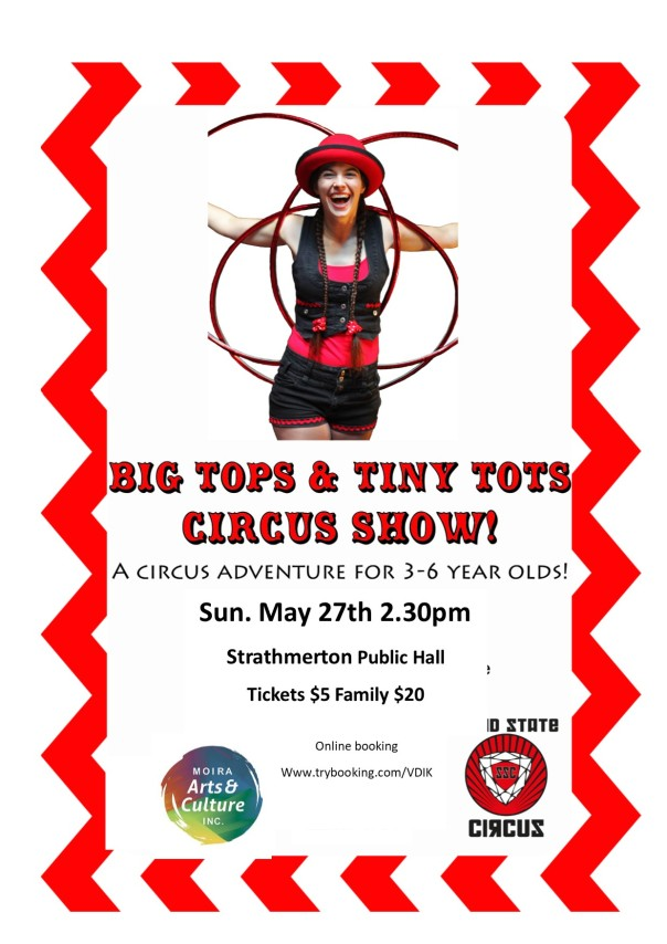Big Tops Tiny Tots Strathy