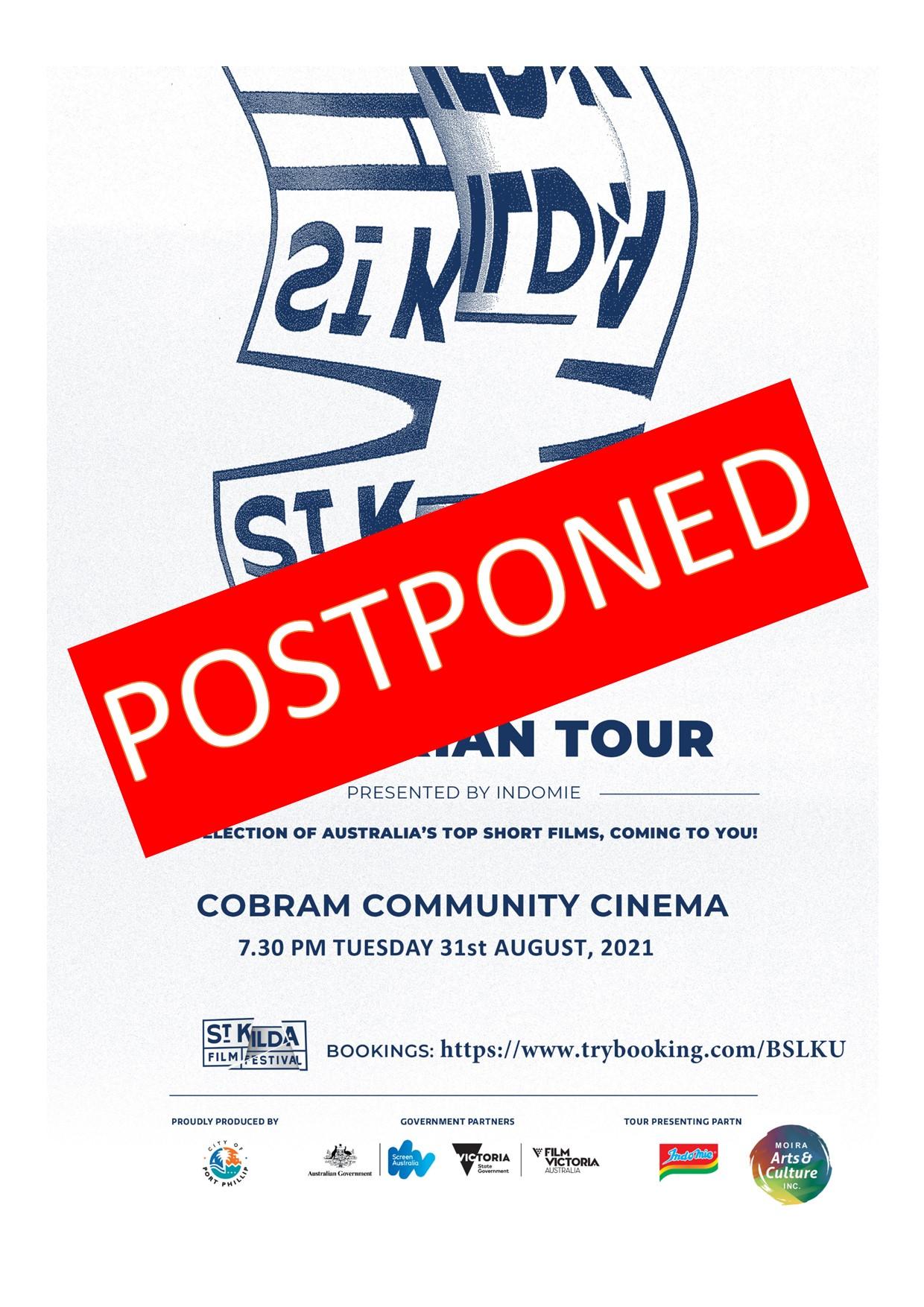 STKFF Cob postponed