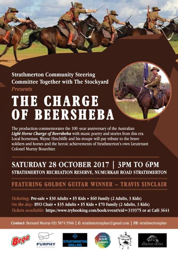The Charge of Beersheba1