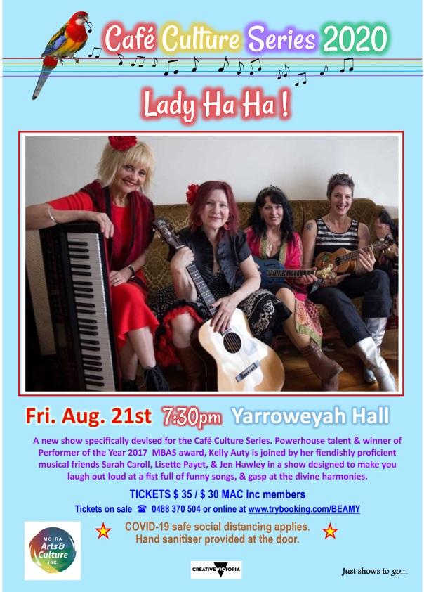 Yarroweyah LHH poster