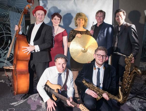 Dr Carsk & His Swinging Elixir Band